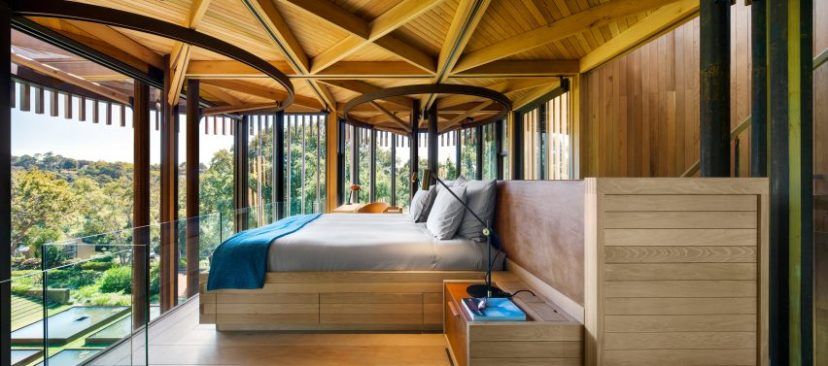Paarman Treehouse by MV