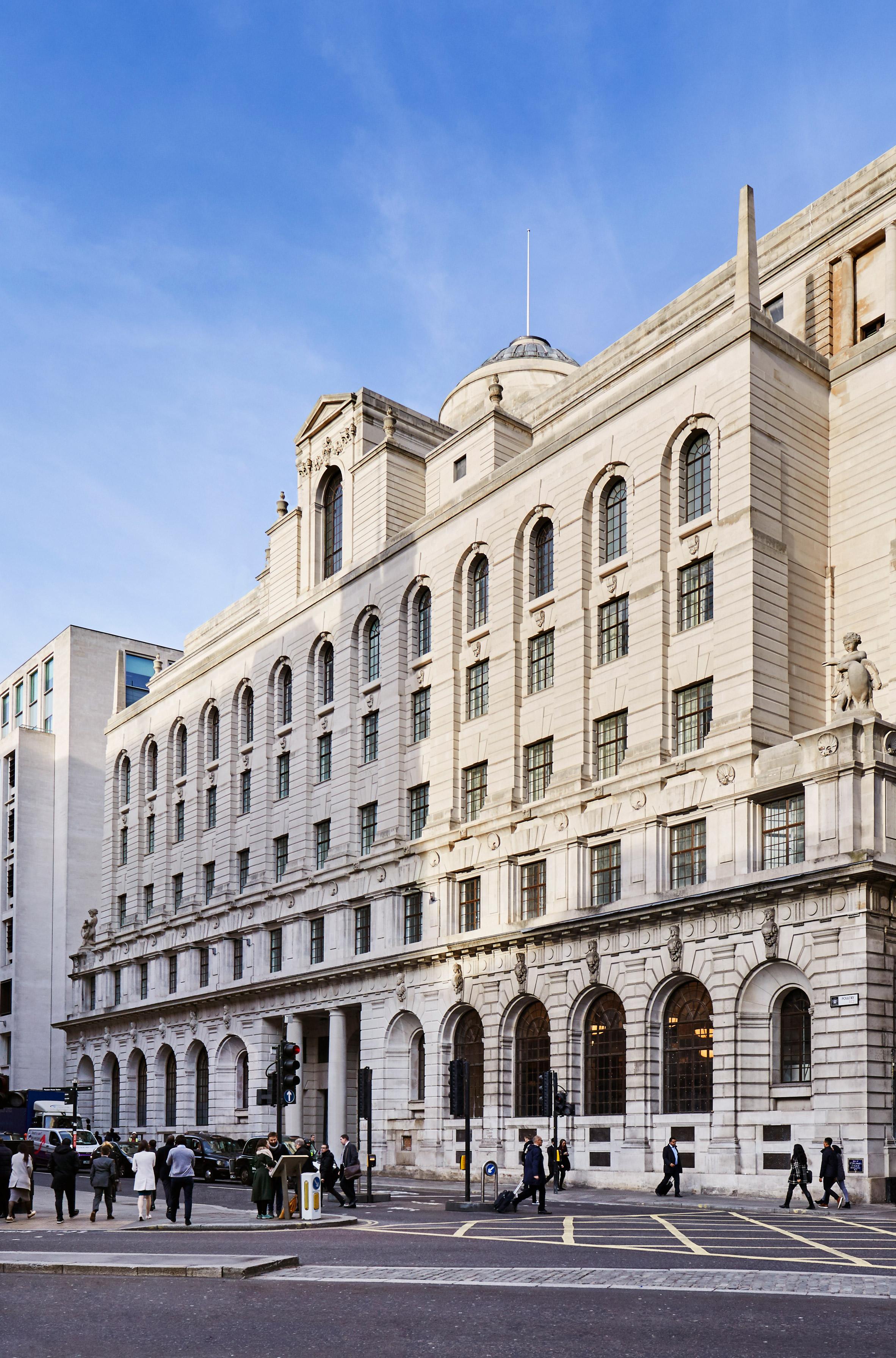 Soho House Shoreditch: Edwin Lutyens' Midland Bank Reopens As Hotel And Members