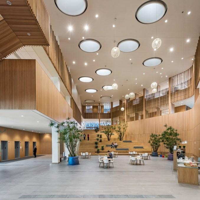 Novartis Institute in Cambridge