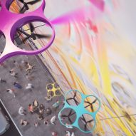 Paint By Drone by Carlo Ratti
