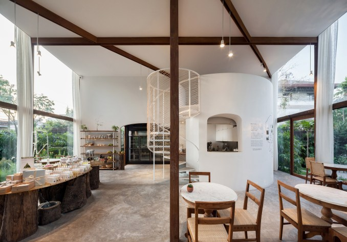 Patom Organic Living by NITAPROW Architects