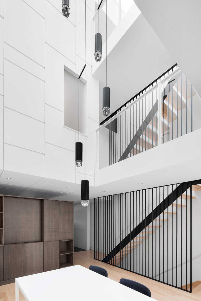 Somerville Residence by Naturehumaine