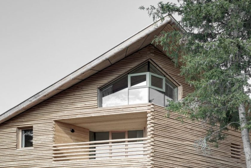 Twisted House by Bergmeisterwolf Architekten
