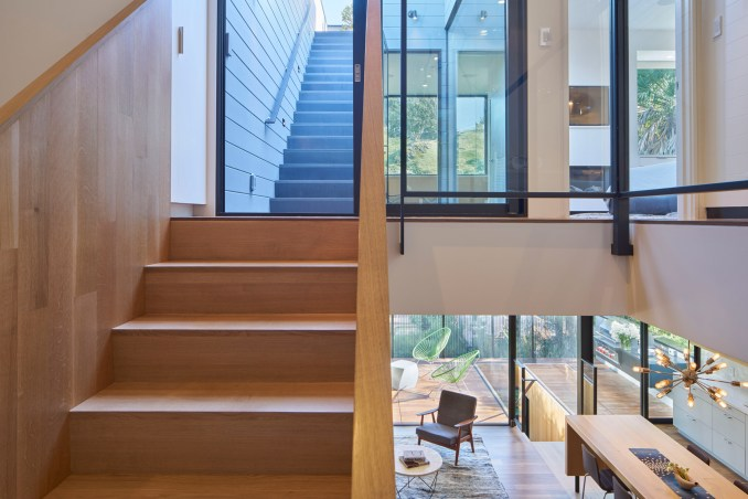 29th Street Residence by Schwartz and Architecture