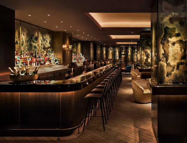 Anda Andrei's AHEAD nominated design for the 11 Howard Hotel in New York