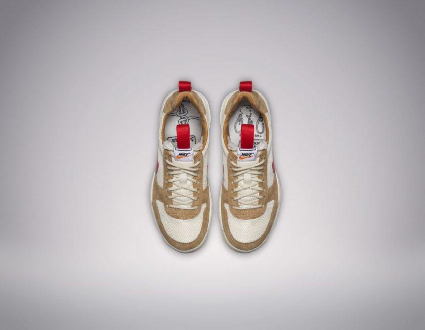 Tom Sachs x NikeCraft Mars Yard shoe 2.0