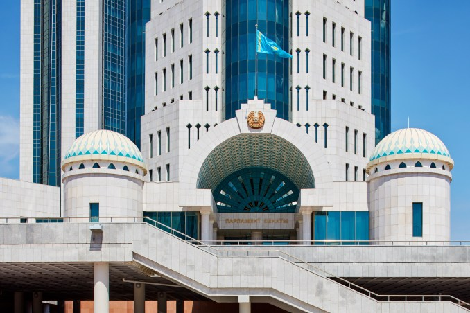 Paul Raftery photographs Astana post-Communism