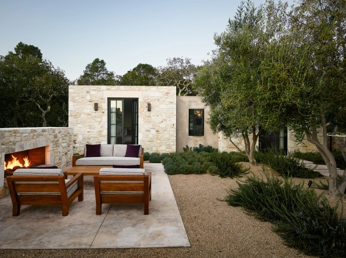 Studio Schicketanz design house in Carmel Valley called Tehama 1