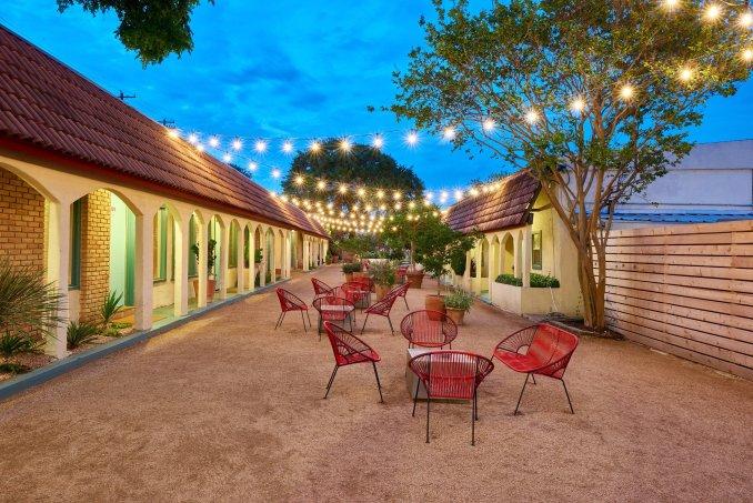 Austin Motel by Liz Lambert