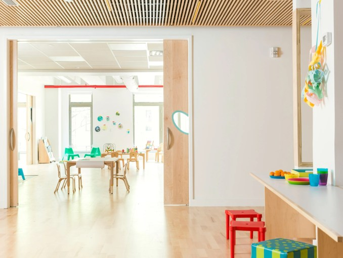 Maple Street School by BFDO Architects