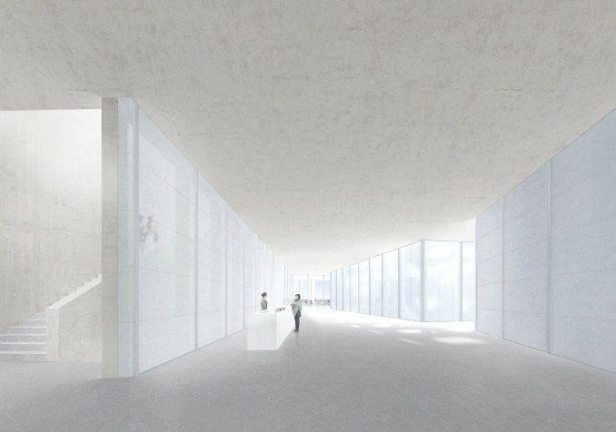 Centre Pompidou in Shanghai by David Chipperfield