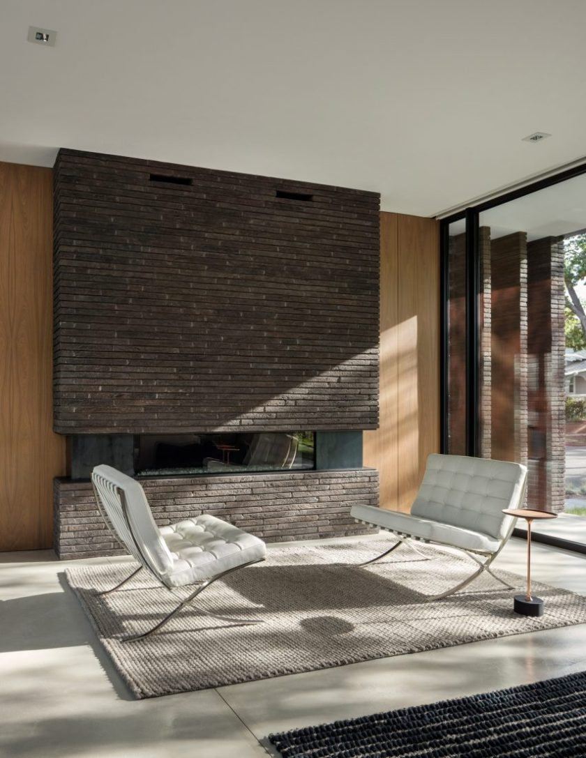 Brick City House by Studio B