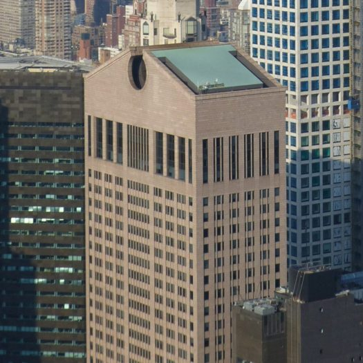 550 Madison Avenue by Philip Johnson