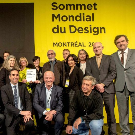Montreal Design Declaration at Design Summit Meeting