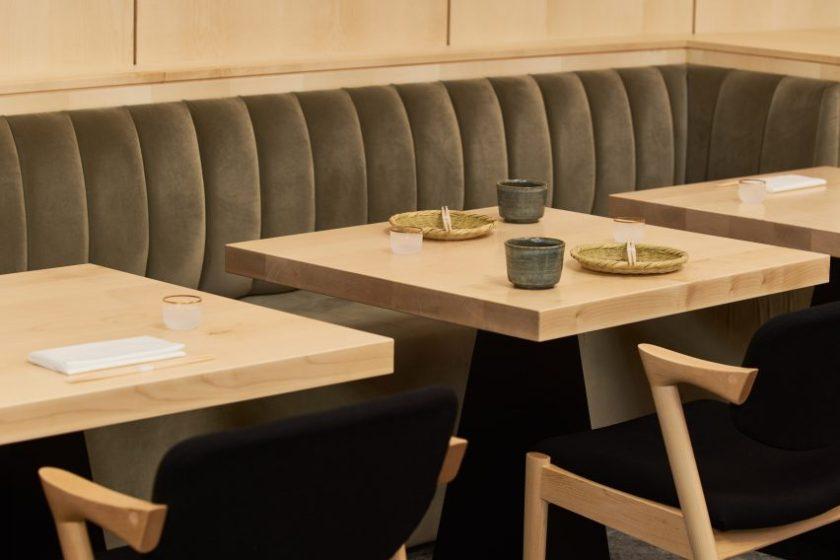 Yen restaurant by Sybarite Architecture
