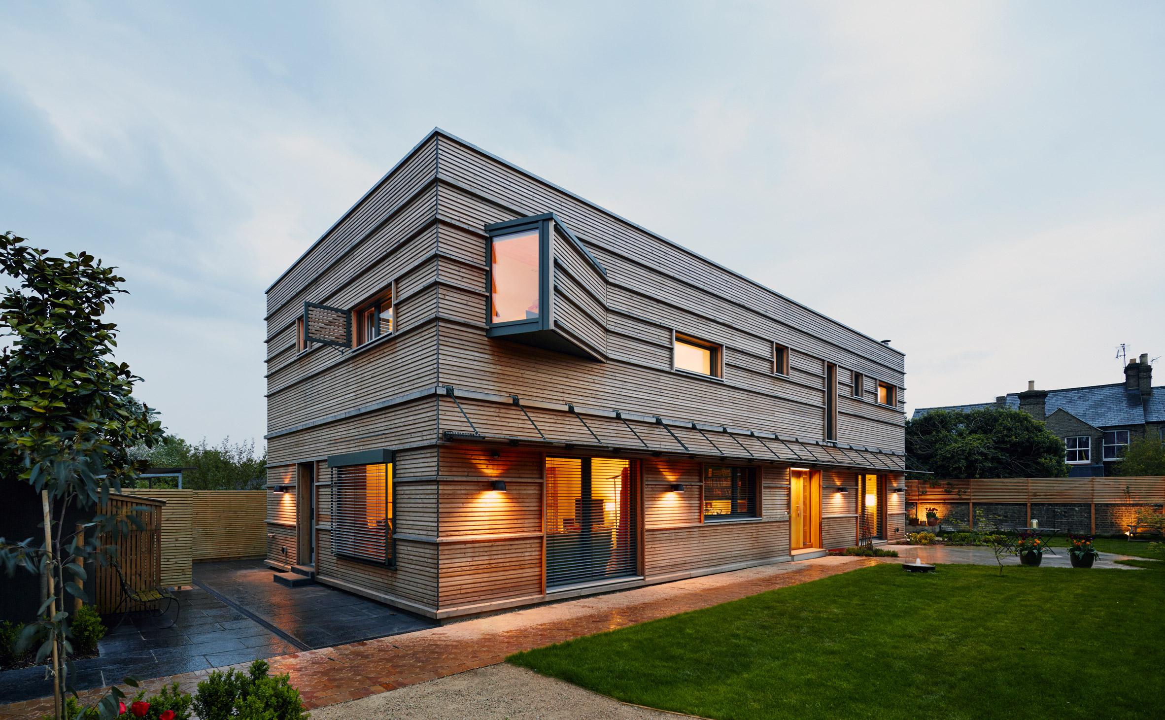 House R/Hidden Box by Nilsson Pflugfelder