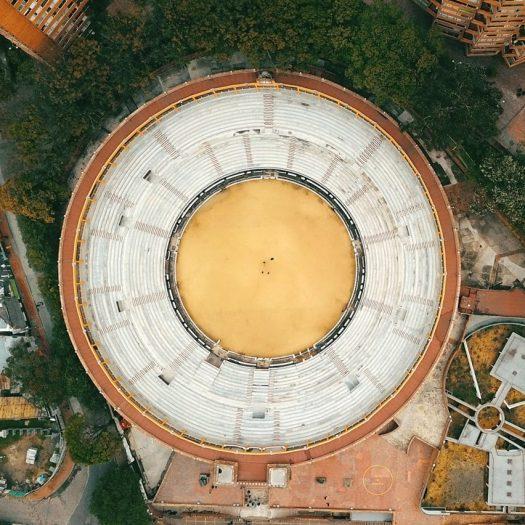 Aerial Facades by Camilo Mønzón Navas