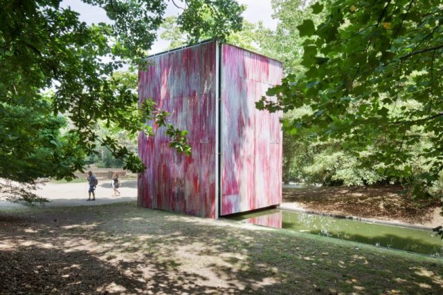 Ottotto Architects pavilion for Serralves park