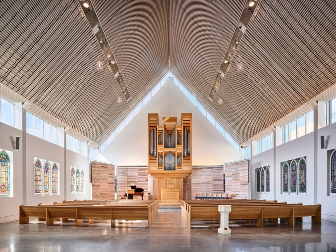 Westport Presbyterian Church by BNIM