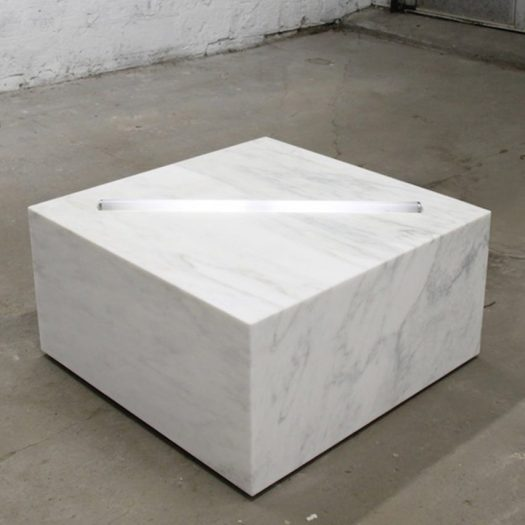 Induction Marble lights by Castor