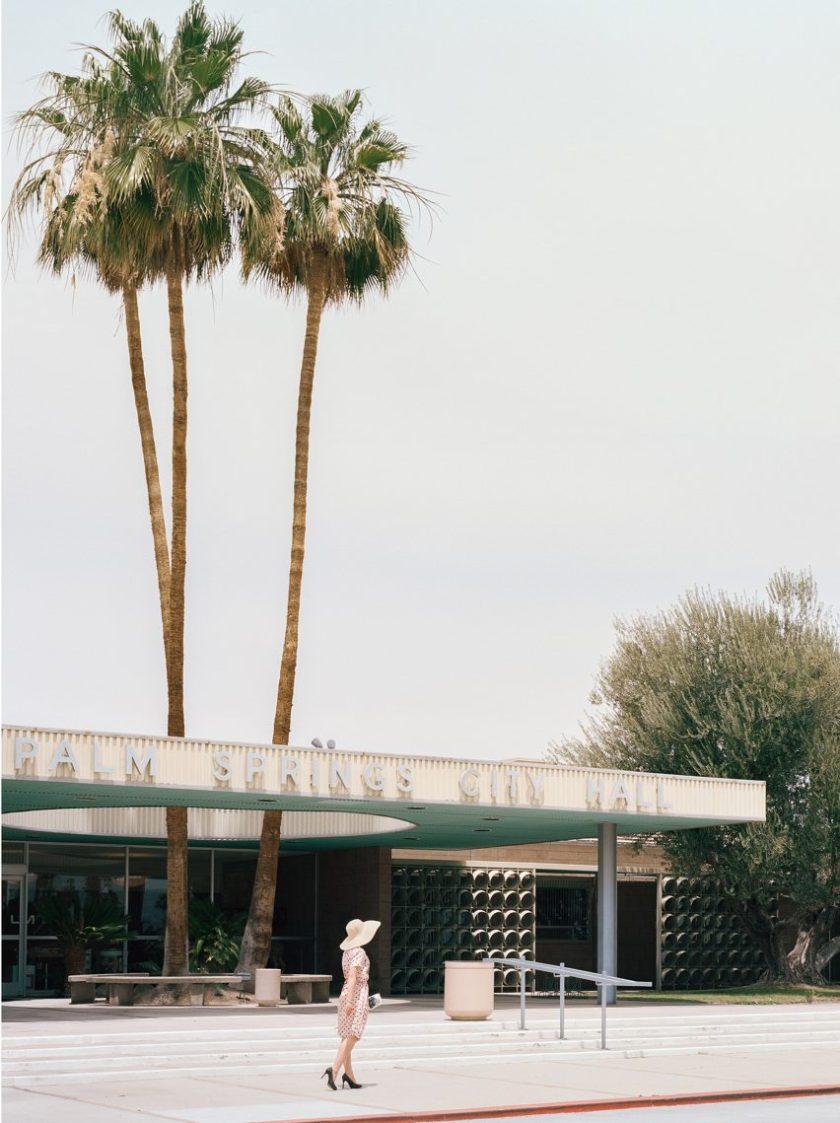 Palm Springs City Hall by Albert Frey