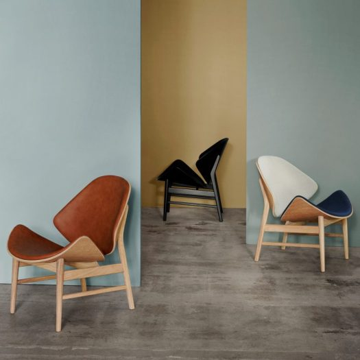 The Orange by Hans Olsen, 1950s - Mid-century furniture designs relaunched at Stockholm Design Week