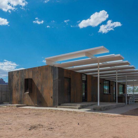 Confluence Hall by Colorado Building Workshop
