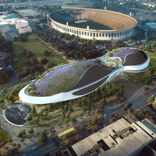 Lucas Museum by MAD Architects