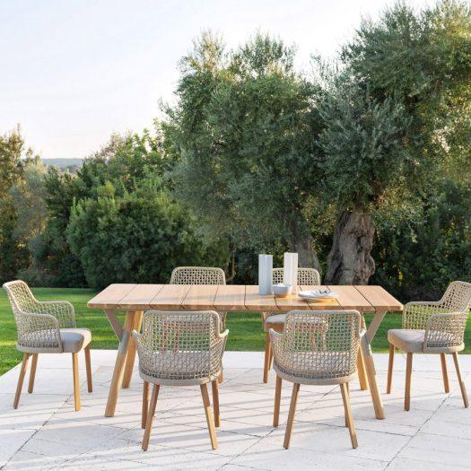 Monica Armani designs customisable chair for Varaschin