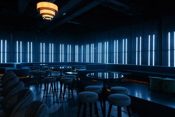 2 Weeks Beirut Nightclub by Rabih Geha Architects