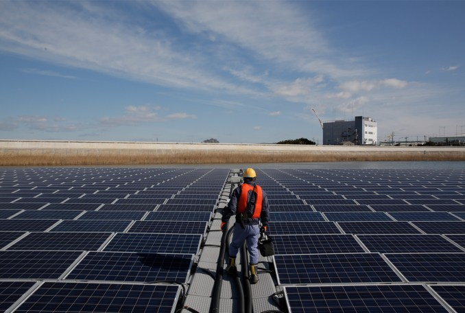 Apple now operating on 100 per cent renewable energy