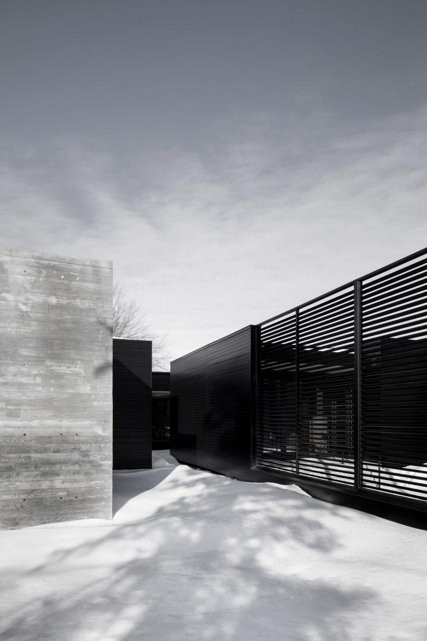 True North by Alain Carle Architecte
