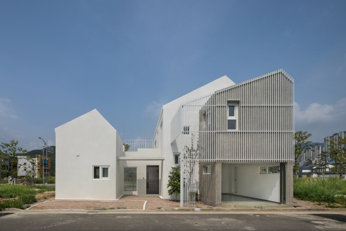 Yangsan Eorinjip by RAUM Architects Group