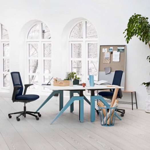 """Flokk's HÅG Futu chair is designed to """"seamlessly blend"""" into any working environment"""