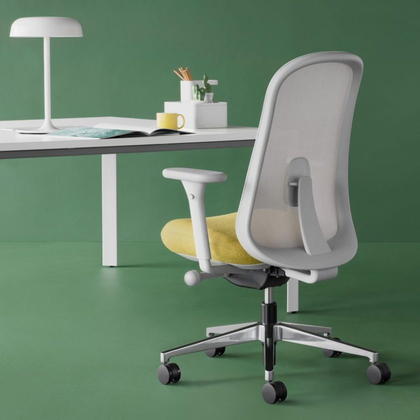 Lino by Industrial Facility for Herman Miller