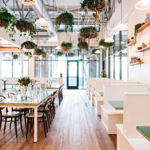 Watchman's Seafood & Spirits by Square Feet Studio