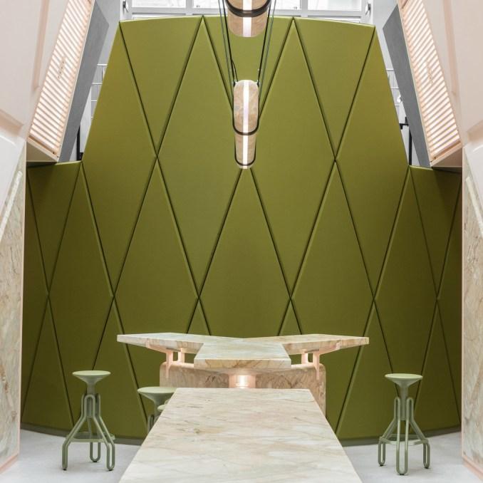 XYZ Lounge by Didier Faustino