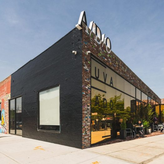 Dezeen Spirit of the City talks at A/D/O in Brooklyn, New York