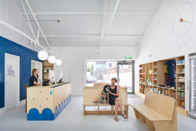 London Animal Hospital by Alma-nac