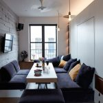 Tiny New York Apartment By Graham Hill Functions Like One Twice Its Size