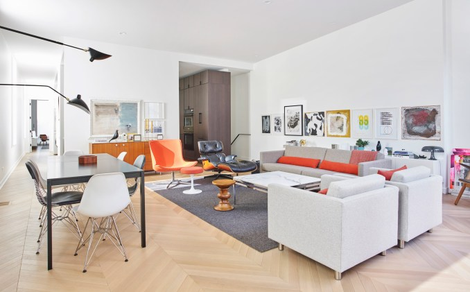 South Loop home and studio by Collective Office