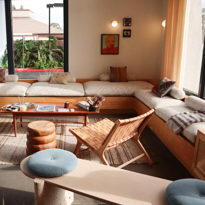 The Sandman hotel by Studio Tack