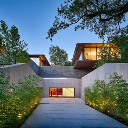 Artery Residence by Hufft