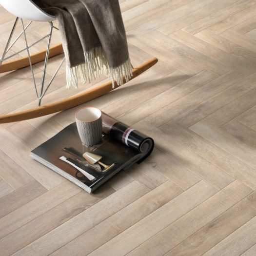 Ceramica Rondine designs latest tile collection to look like oak floorboards