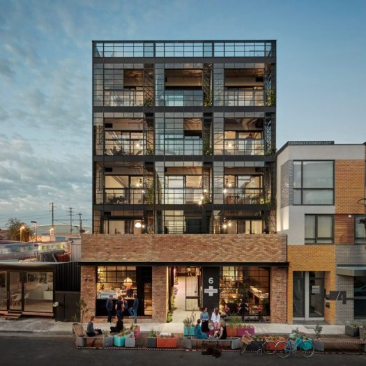 Nightingale 1 by Breathe Architecture
