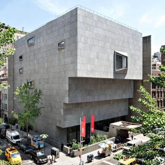 The Met leaves Marcel Breuer building