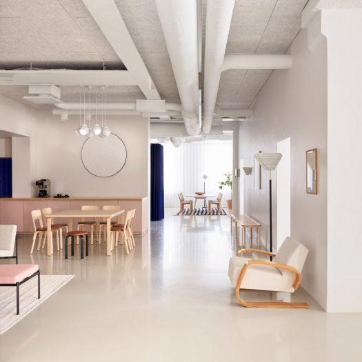 Artek HQ by Sevil Peach