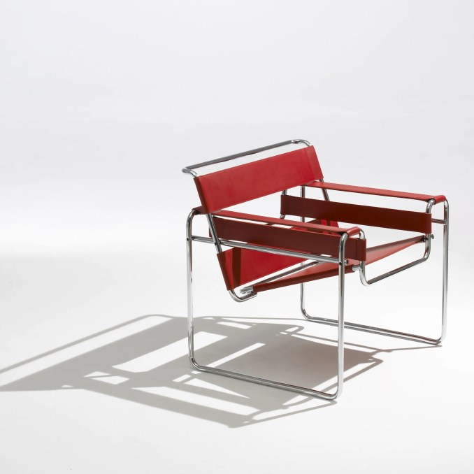 Bauhaus from A – Z: Wassily Chair