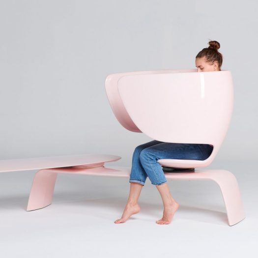 Heer bench by 52hours
