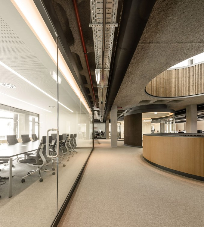 GS1 Offices by Promontorio